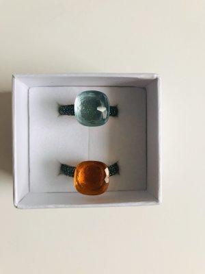 Pomellato Design Roségold Ringe Neu