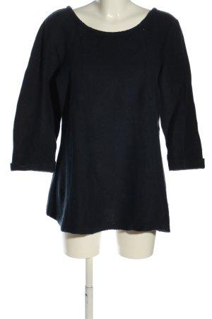 POmKin Longshirt schwarz Casual-Look