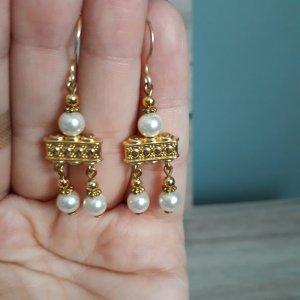 Pompeii Stil Ohrringe aus Italien