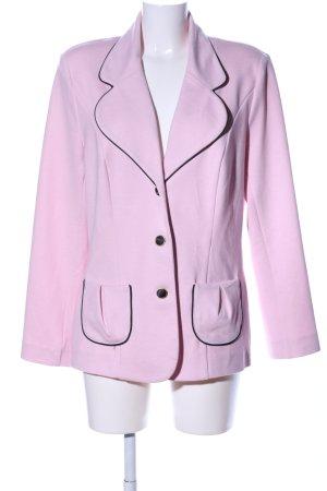 Pompöös by Harald Glöckler Jerseyblazer pink Business-Look