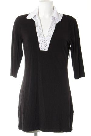 Pompöös by Harald Glöckler Jersey Dress black-white casual look