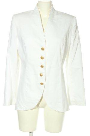 Pompöös by Harald Glöckler Blazer corto blanco elegante