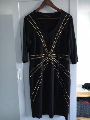 Pompöös by Harald Glöckler Evening Dress black viscose