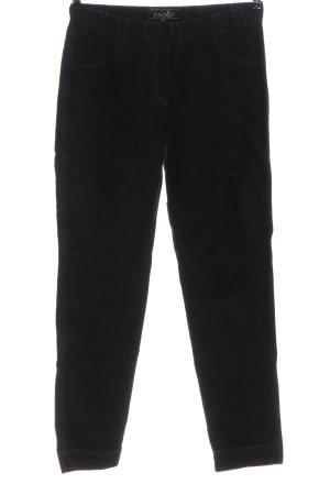 Pompöös Tube Jeans black casual look