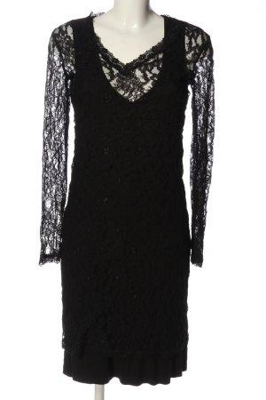Pompöös Lace Dress black elegant