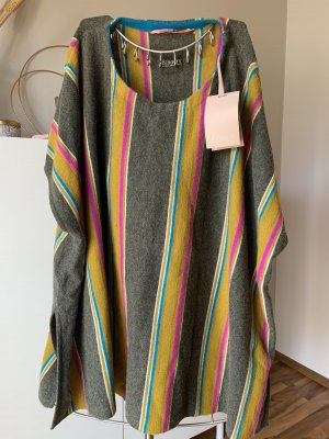 Poncho, 100 % Cashmere 81 Hours