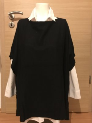 Betty Barclay Knitted Poncho black