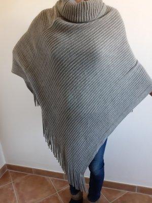 New York & Company Poncho gris clair
