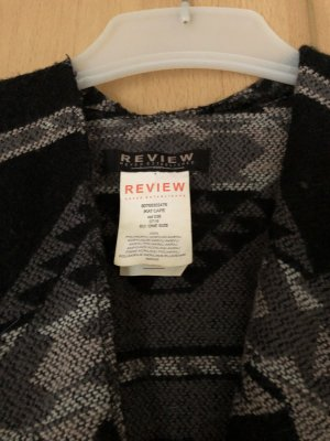 Review Cape veelkleurig Acryl