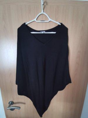 UP Fashion Poncho zwart