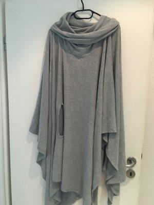 Akira Poncho gris claro-gris