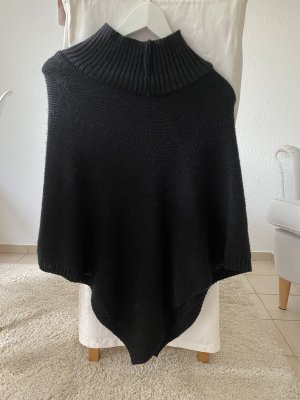 Darling Harbour Poncho black