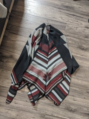 Only Poncho multicolore