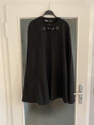 Zara Omkeerbaar vest zwart