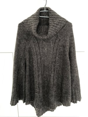 H&M Capa color bronce mohair
