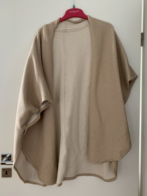 Mango Cape cream-beige
