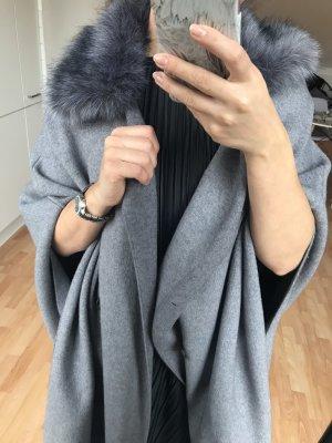 Zara Mantella grigio