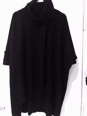 Poncho noir