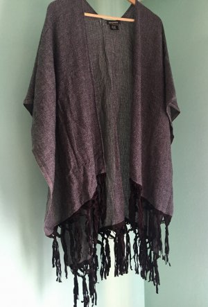 Poncho, Oversized Schal, Schall, Scarf, Pullover, Designer Poncho