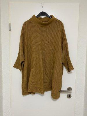 Poncho Pullover Pulli Jacke Strickjacke Oberteil von H&M in M super Style