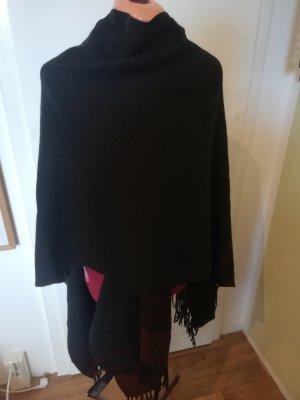 Esmara Mantilla negro-carmín