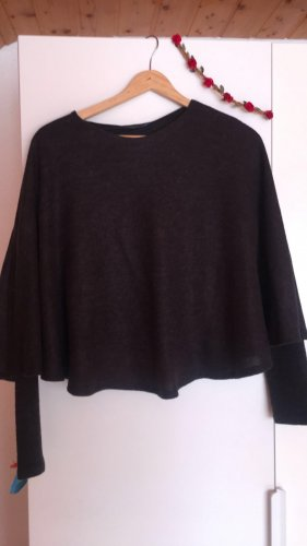 Zara Sweater Twin Set anthracite