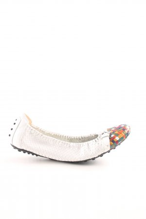 Pons Quintana Foldable Ballet Flats allover print casual look