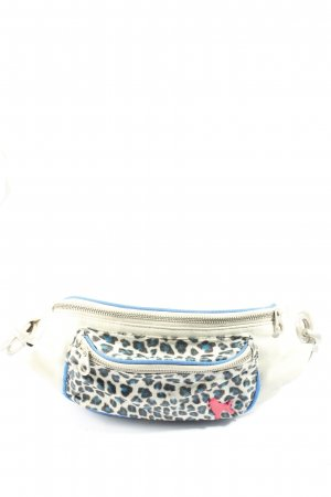 Poodlebag Bumbag leopard pattern casual look