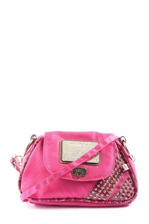 Poodlebag Handtasche pink Casual-Look