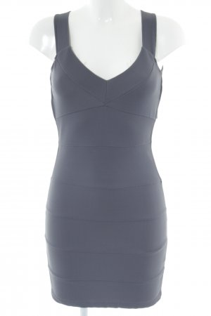 Poof Couture Cut-Out-Kleid schwarz extravaganter Stil