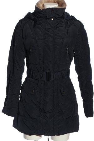 Poolgirl Giacca con cappuccio nero stile casual