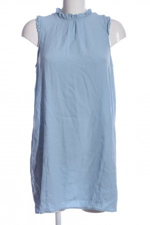 pop Copenhagen Halter Dress blue casual look