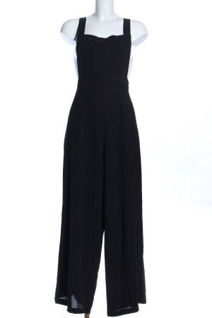 Pop Latzhose schwarz Elegant