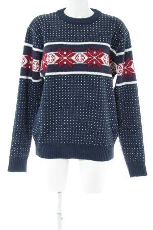 Pop Pull norvégien motif abstrait style simple