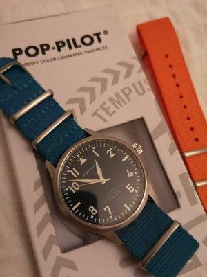 pop time Analoog horloge veelkleurig