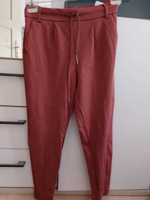 Only Stretch Trousers bright red
