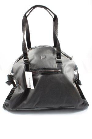 Porsche Design Travel Bag black casual look