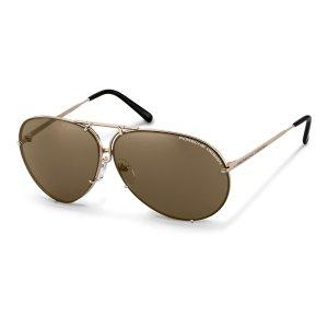 Porsche Design Sonnenbrille P´8478 mit einem Paar Wechselgläser inklusive