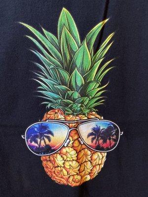 """Port & Company - Tshirt """"Ananas"""""""