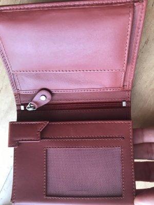 Portemonnaie Cognacfarben, Leder von HPC Germany