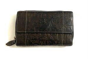 Portemonnaie Echte Leder