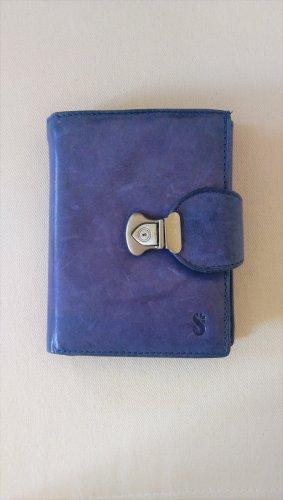Portemonnaie -  Geldbörse - Leder