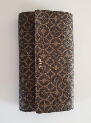 Portemonnaie/ Geldbörse von Fossil * Modell Logan * Flap Clutch * nie benutzt
