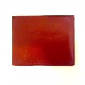 Key Chain cognac-coloured leather