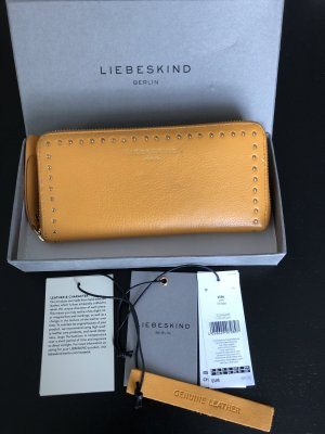Liebeskind Wallet gold orange-light orange
