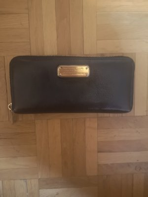 Marc Jacobs Wallet black-gold-colored