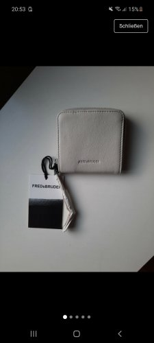 Fredsbruder Key Case white