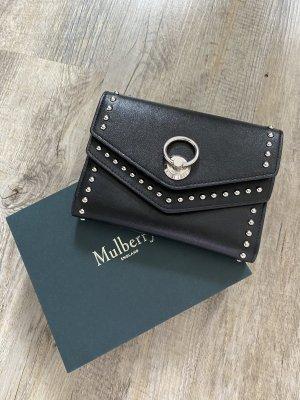 Mulberry Portafogli nero-argento