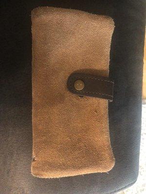Cowboysbag Wallet light brown-beige leather