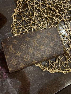 Louis Vuitton Portafogli color cammello-marrone